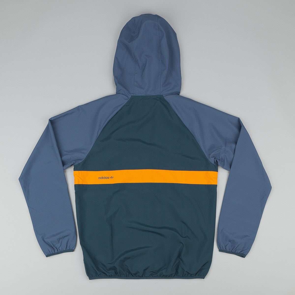 Adidas ADV Wind Jacket - Oxford Blue / Orange