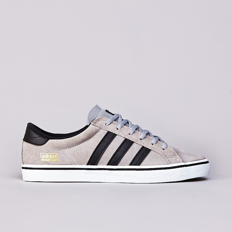 Adidas Americana Vin Low Mid Grey / Black1 / Running White