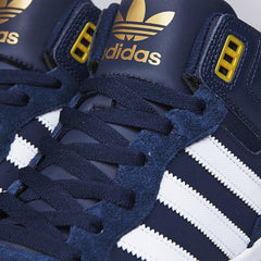 Adidas Artillery AS Mid Collegiate Navy / Running White / Metallic Gold