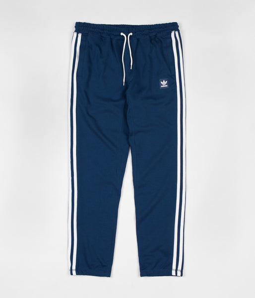 Adidas Blackbird Sweatpants - Mystery Blue / White