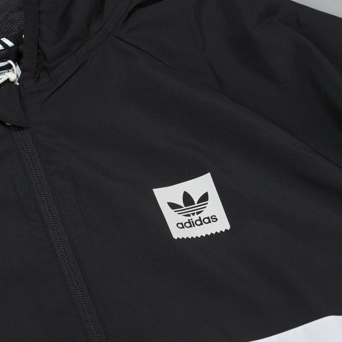 Adidas Blackbird Windbreaker Jacket - Black