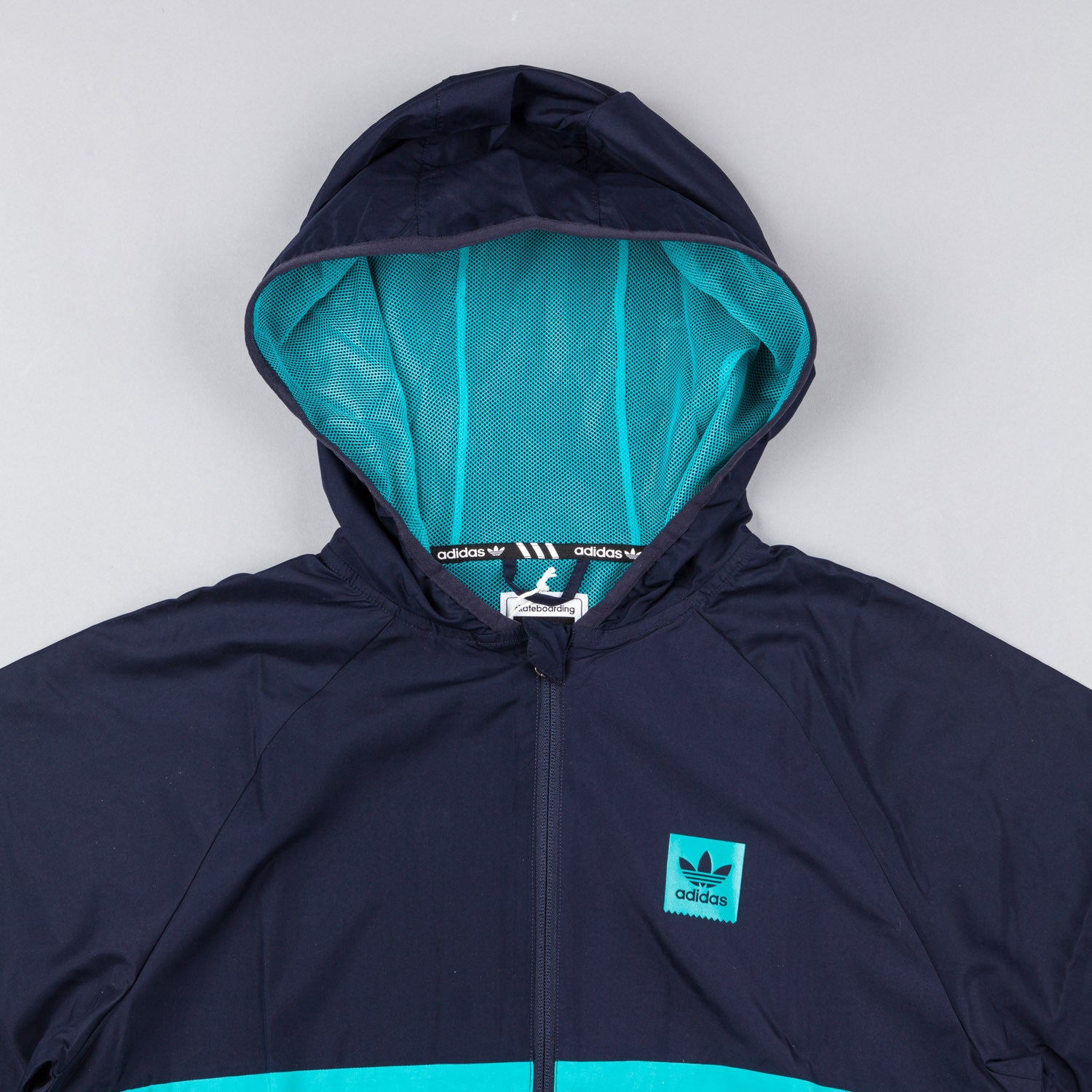 Adidas Blackbird Windbreaker Jacket - Legend Ink