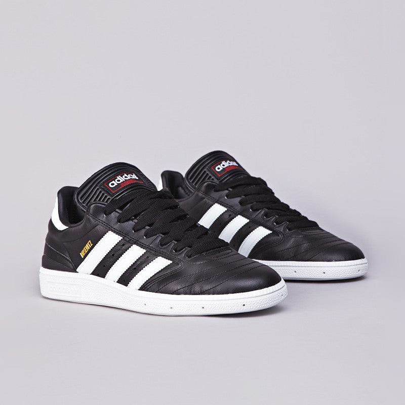 Adidas Busenitz Black1 / Running White / Light Scarlet