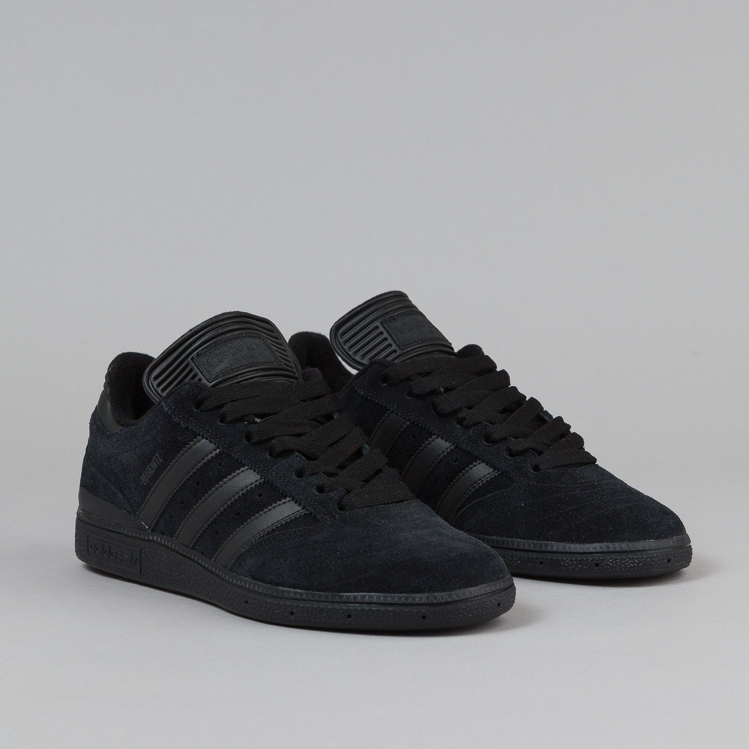 Adidas Busenitz Shoes - Black / Black / Black