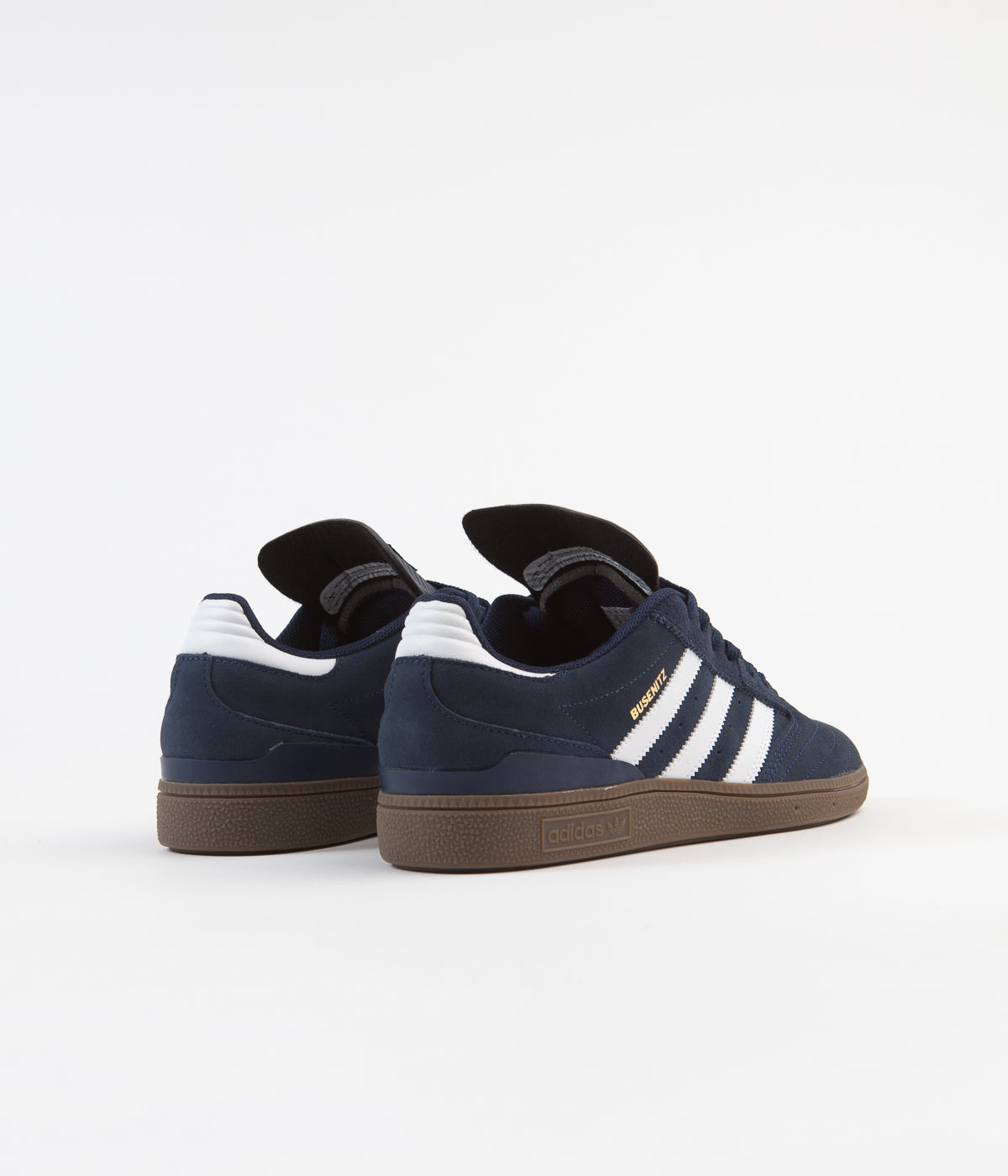 Adidas Busenitz Shoes - Collegiate Navy / White / Gum5