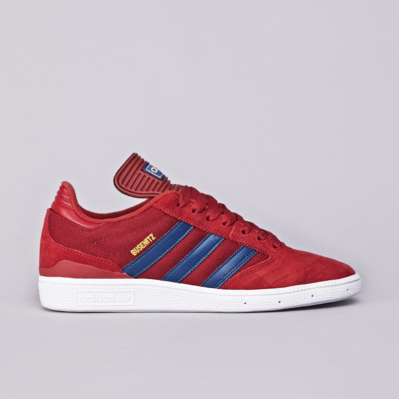Adidas Busenitz St Nomad Red / University Blue / Running White