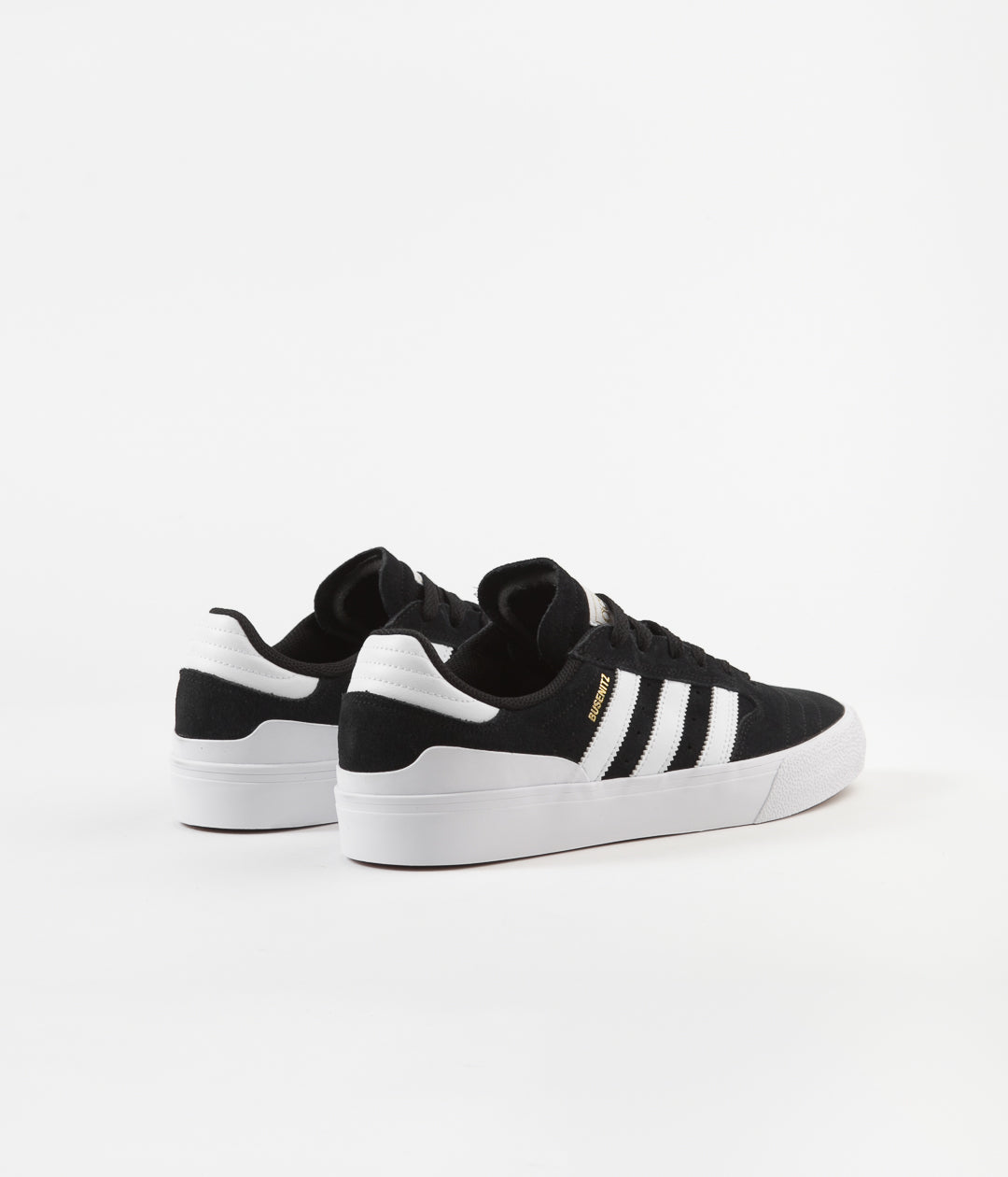 Adidas Busenitz Vulc II Shoes - Core Black / White / Gum4