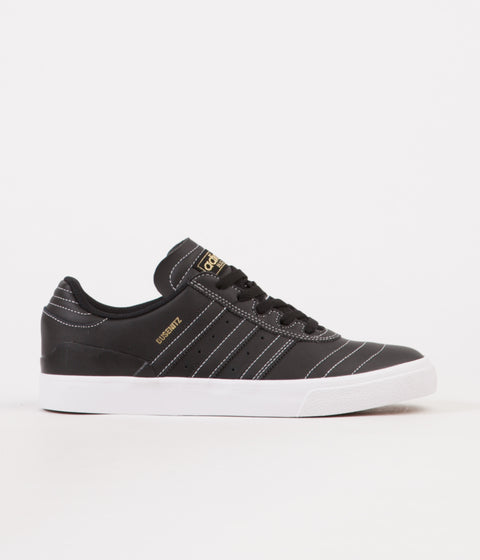 Adidas Busenitz Vulc Shoes - Core Black / Core Black / White