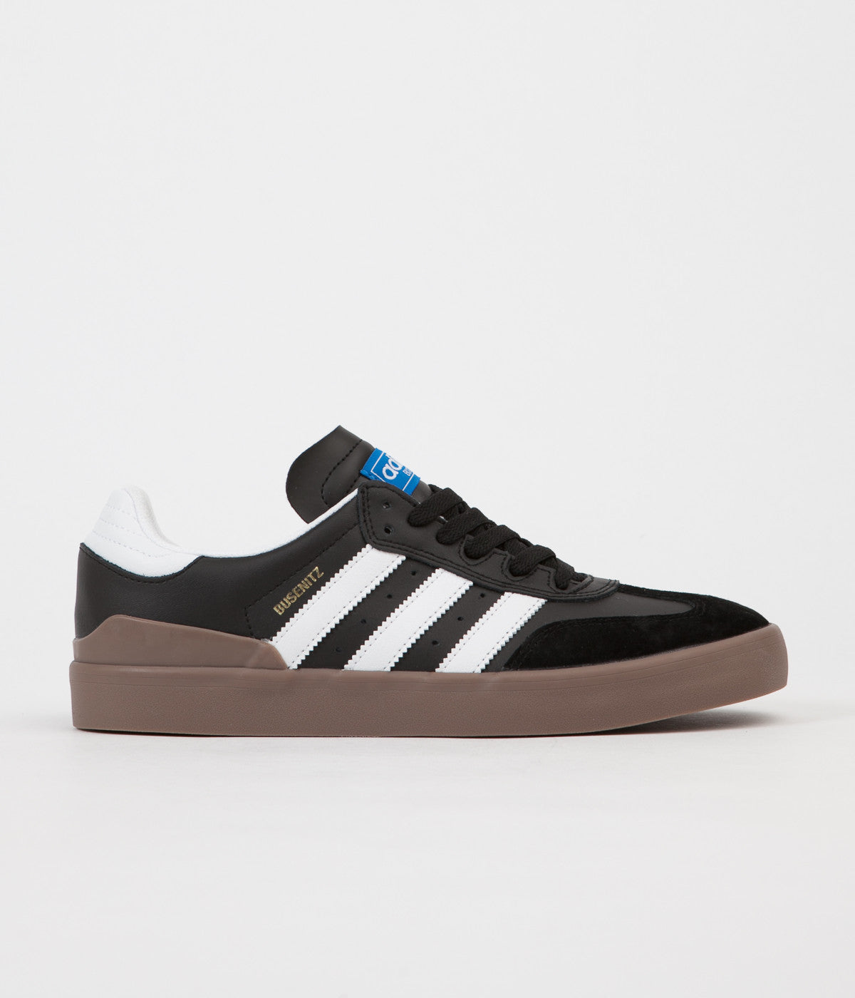 los angeles 2b8fa 564e8 Adidas Busenitz Vulc RX Shoes - Core Black  White  Gum5
