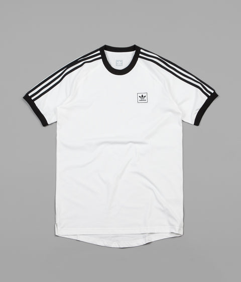 Adidas Cali BB T-Shirt - White / Black