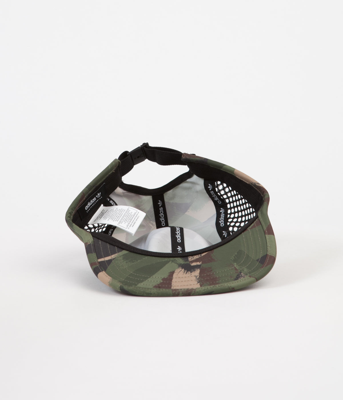 Adidas Camo 4 Panel Cap - Multicolour