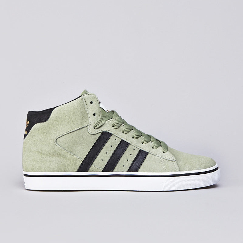 Adidas Campus Vulc Mid Green / Black1 / Running White