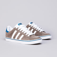 Adidas Campus Vulc Titan Grey / Running White / Hero Blue