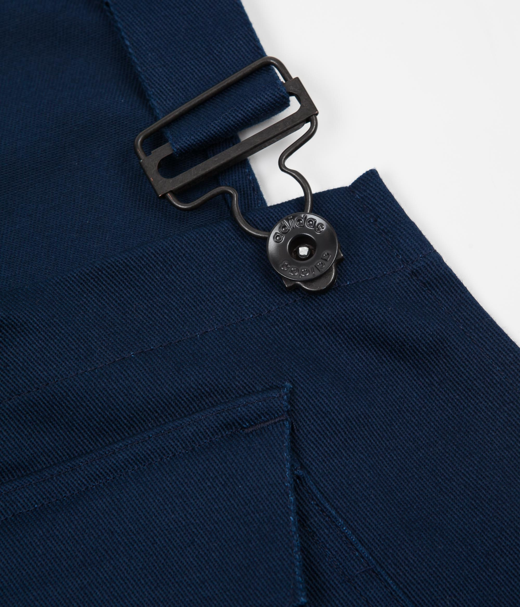 Adidas Chino Bib - Collegiate Navy / White
