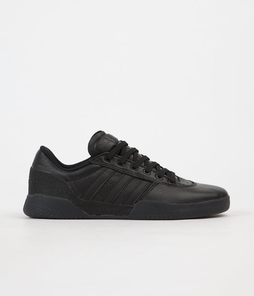 237ec0cf46 Adidas City Cup Shoes - Core Black   Core Black   Gold Metallic