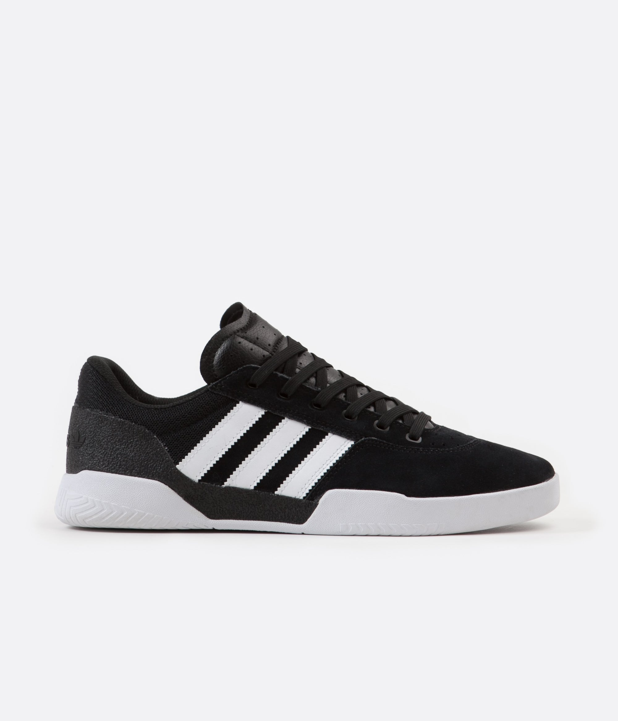 Adidas City Cup Shoes - Core Black / FTW White / FTW White