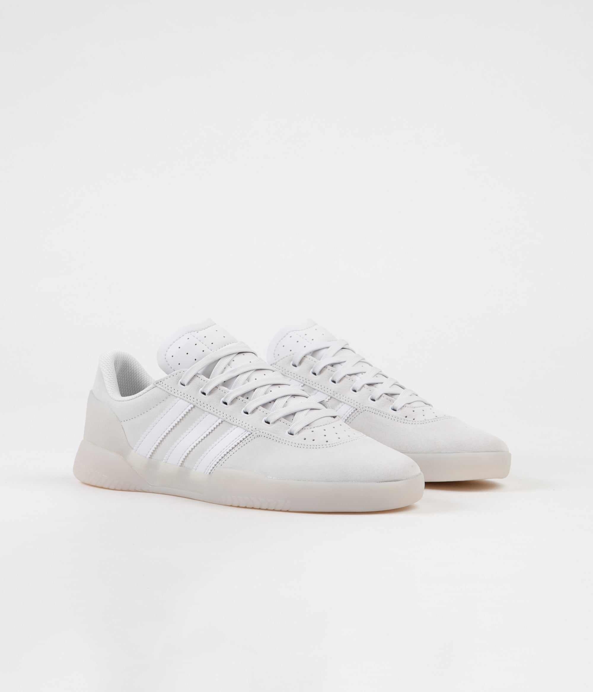 sports shoes 13a7c 02ef2 Adidas City Cup Shoes - Crystal White  Crystal White  Crystal White