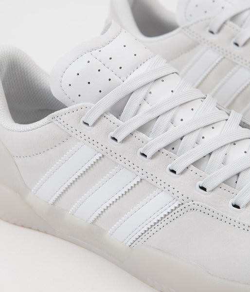 2bbfcae391201a Adidas City Cup Shoes - Crystal White   Crystal White   Crystal White