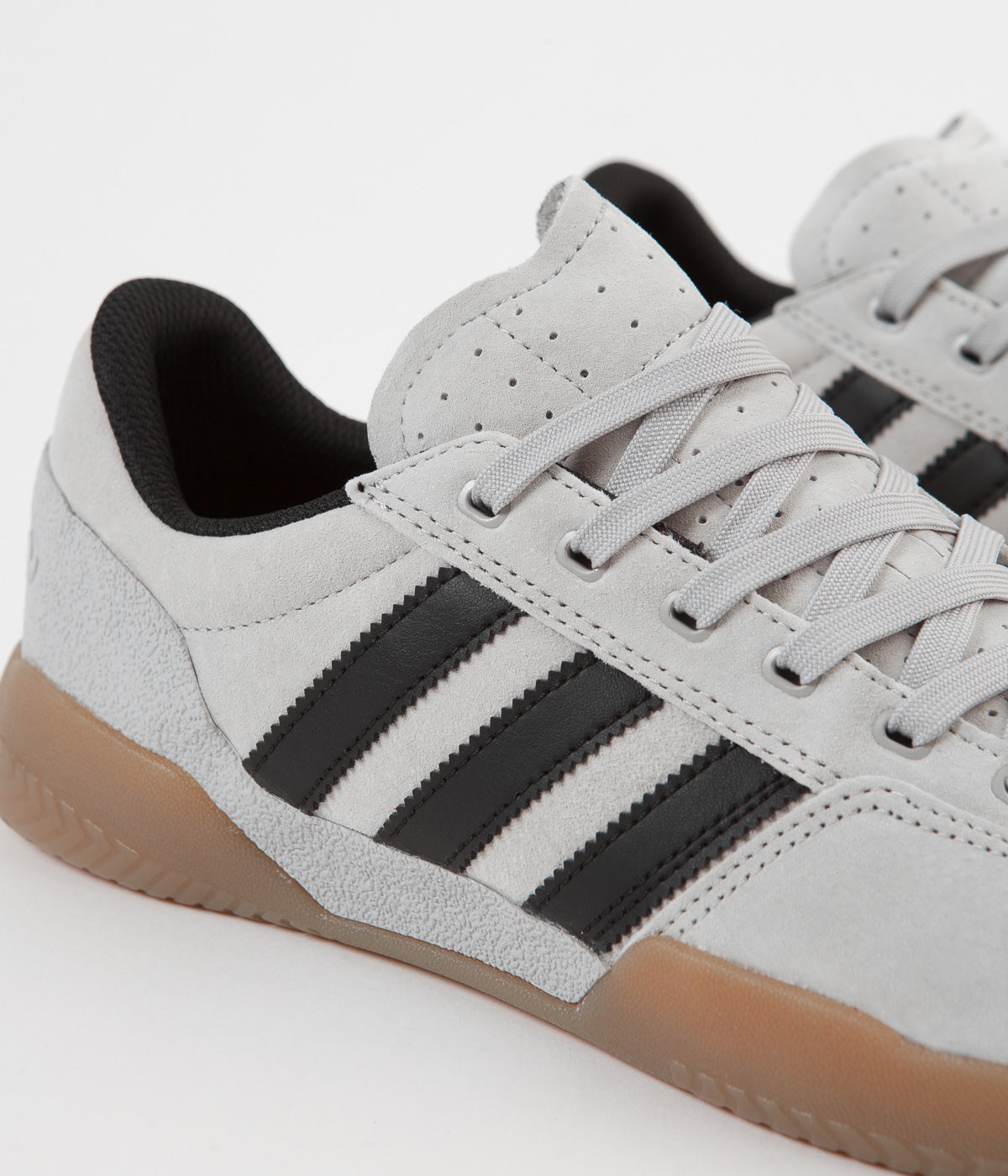 Adidas City Cup Shoes Grey Two Core Black Gum4