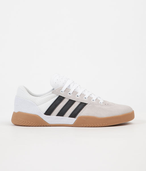 0731cde4ee Adidas City Cup Shoes - White   Core Black   Gum4