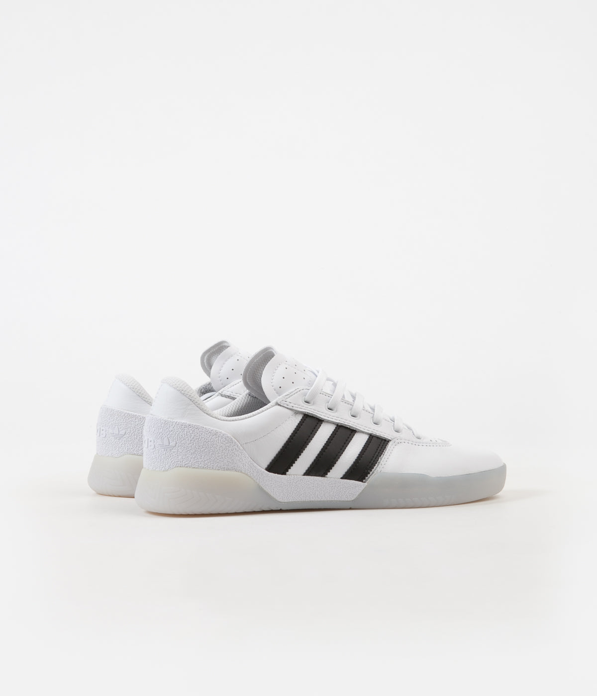 be221f3eeed ... Adidas City Cup Shoes - White   Core Black   Light Solid Grey ...