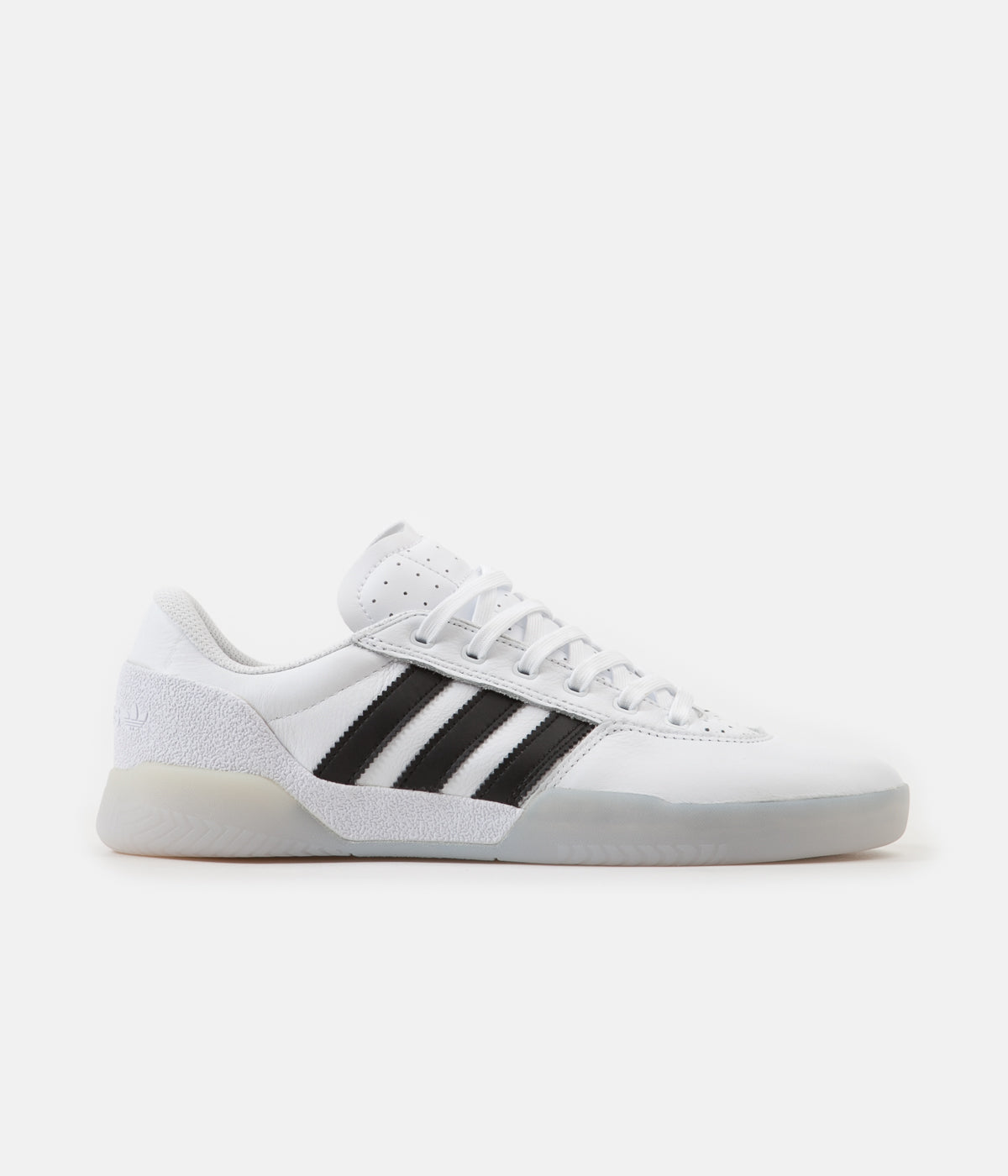 ebf4616a286 Adidas City Cup Shoes - White   Core Black   Light Solid Grey