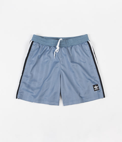Adidas Clatsop Shorts - Raw Grey / Black / White