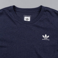 Adidas Clima 2.0 T-Shirt - Legend Ink Melange