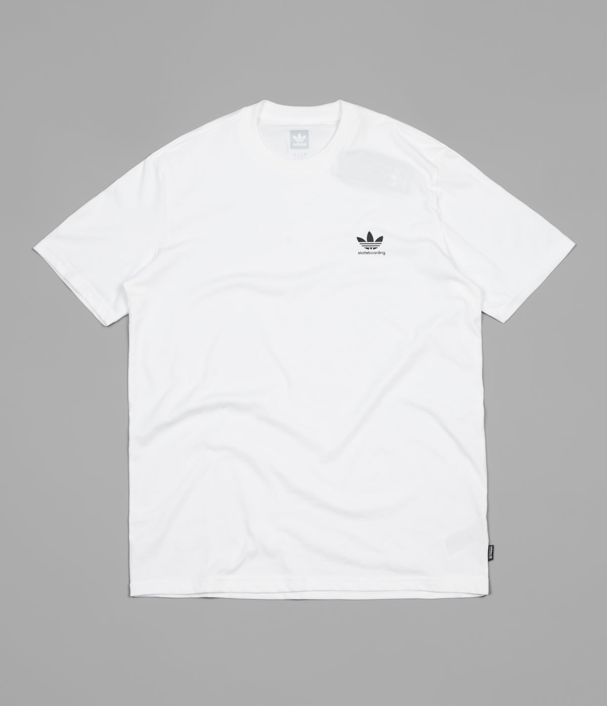 Adidas Clima 2.0 T-Shirt - White / Black