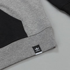 Adidas Clima 3.0 Hooded Sweatshirt - Black