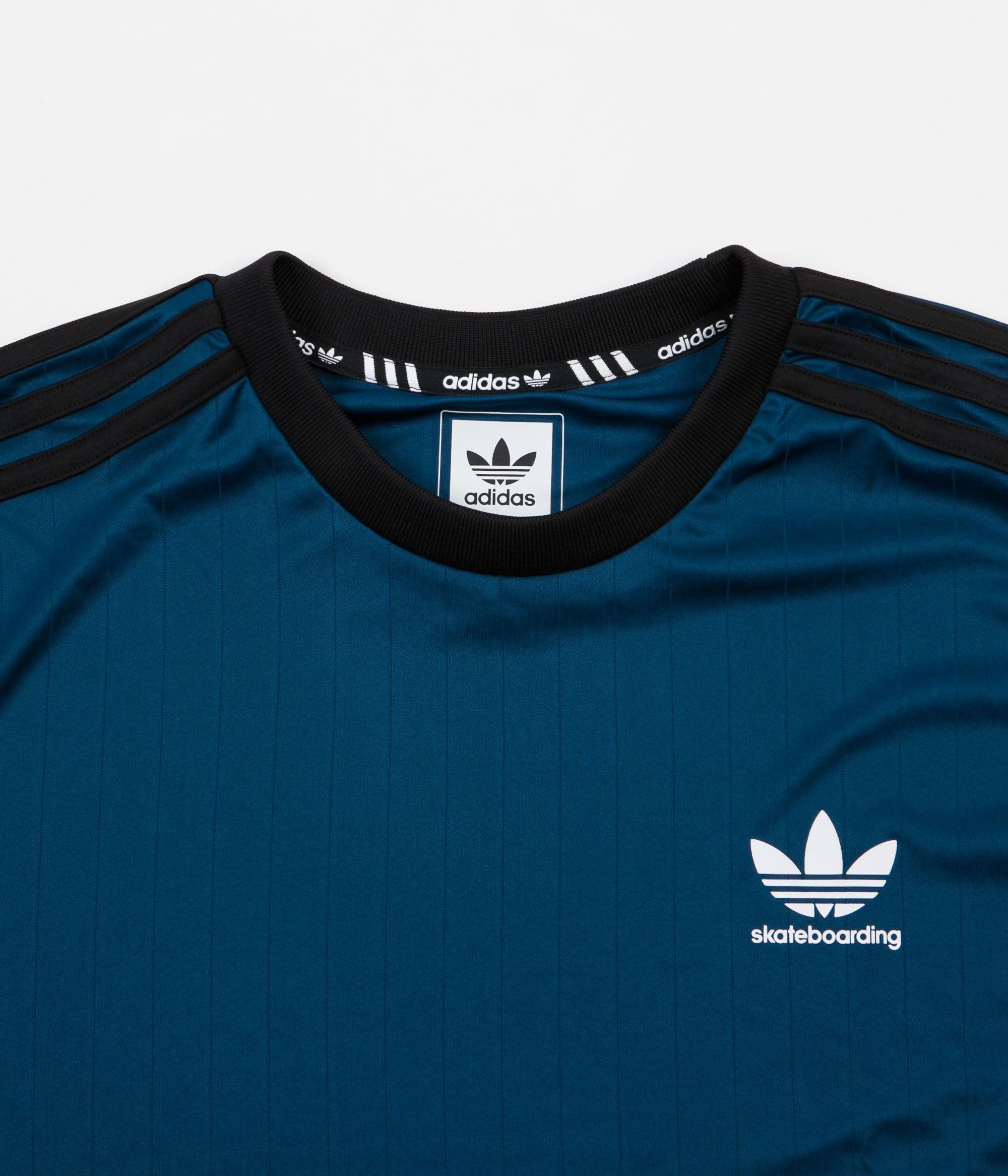 Adidas Clima Club Jersey - Blue Night / Black / White