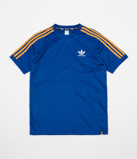 Adidas Clima Club Jersey - Collegiate Royal / Tactile Yellow