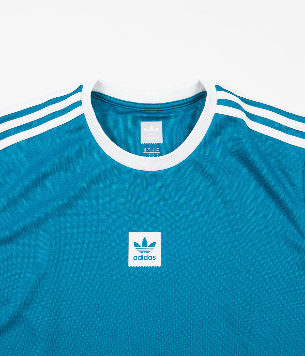 Adidas Club Jersey - Active Teal / White