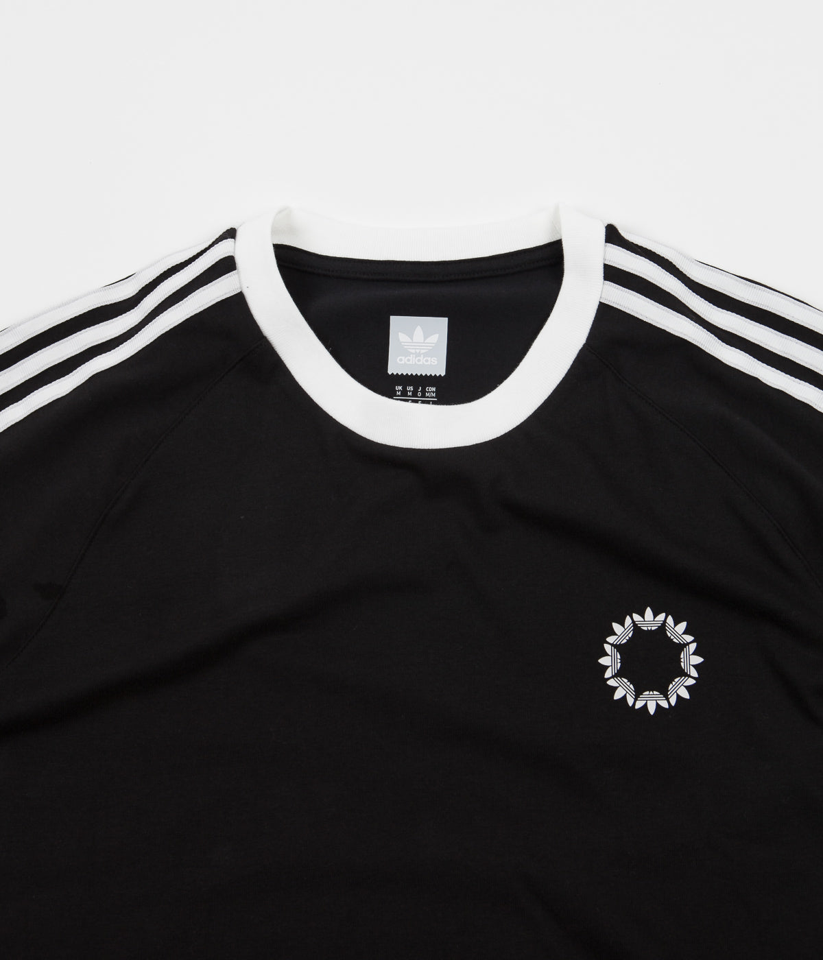 Adidas Club Jersey - Black / White / Core White / Grey One