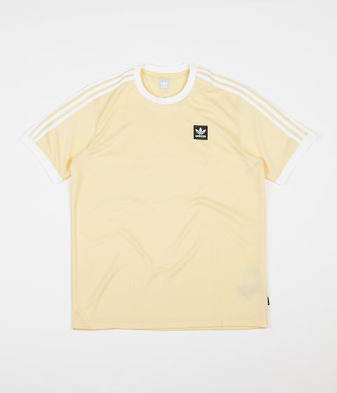 Adidas Club Jersey - Easy Yellow / White