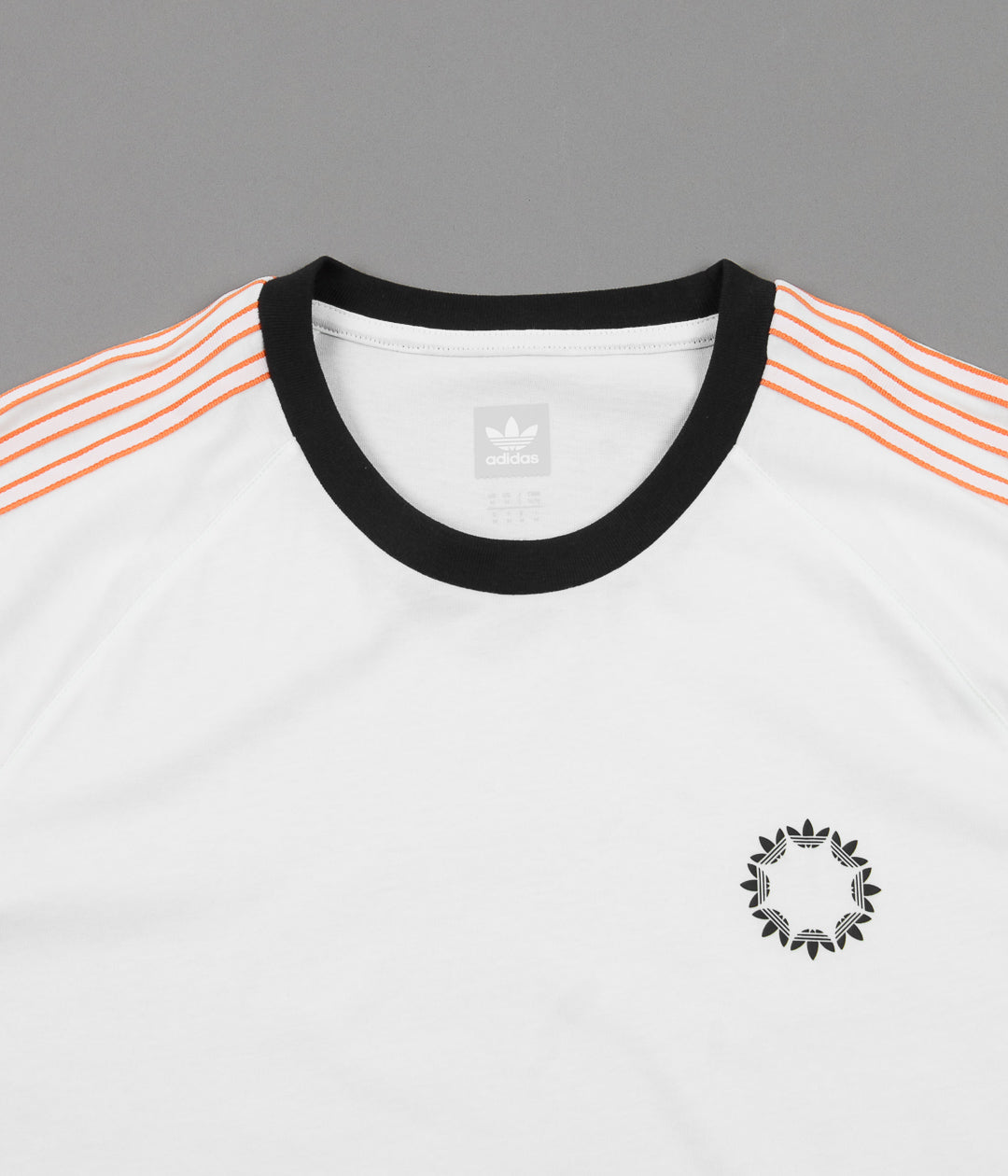 Adidas Club Jersey - Off White / Black / Core White / Amber Tint