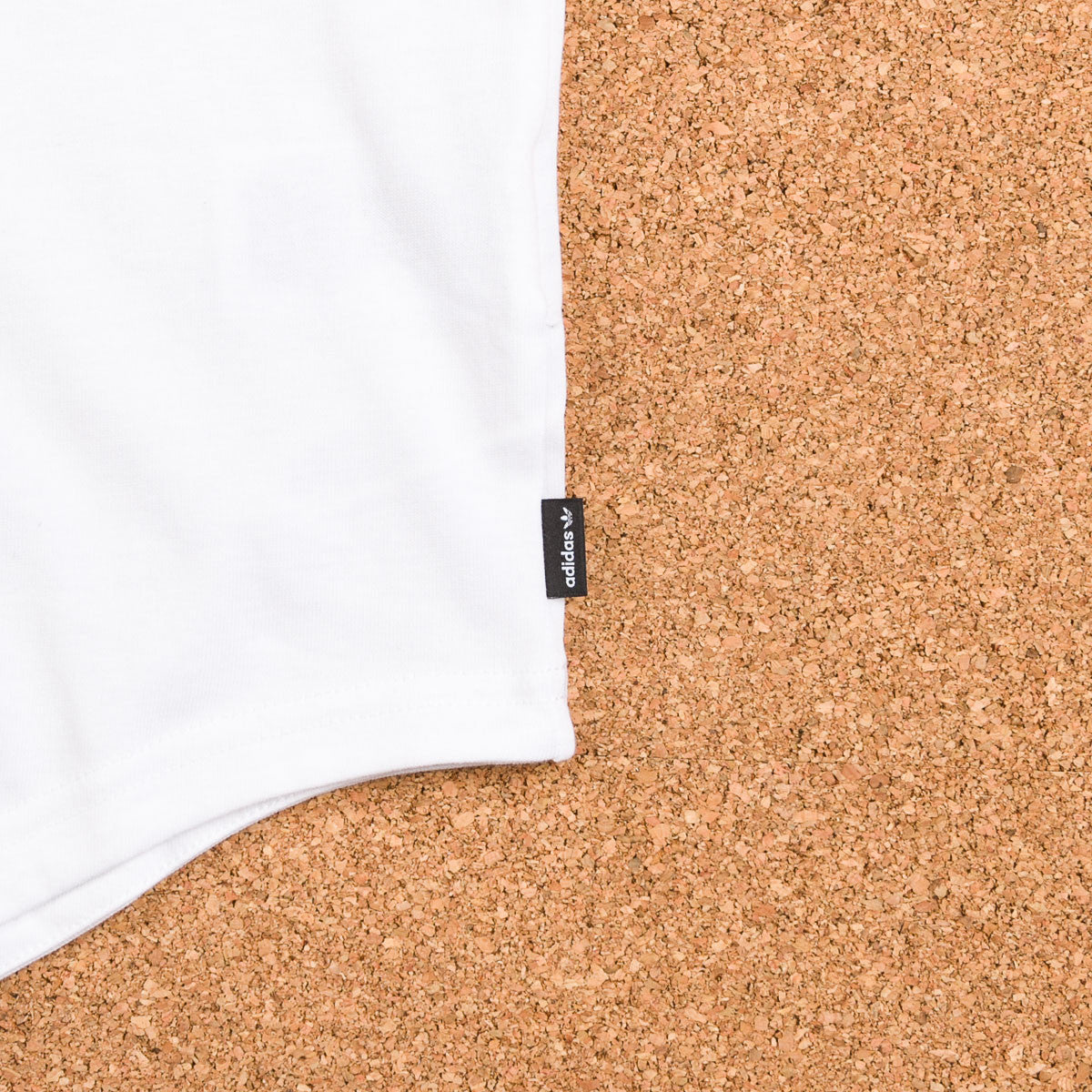 Adidas Scatter T-Shirt - White / Black
