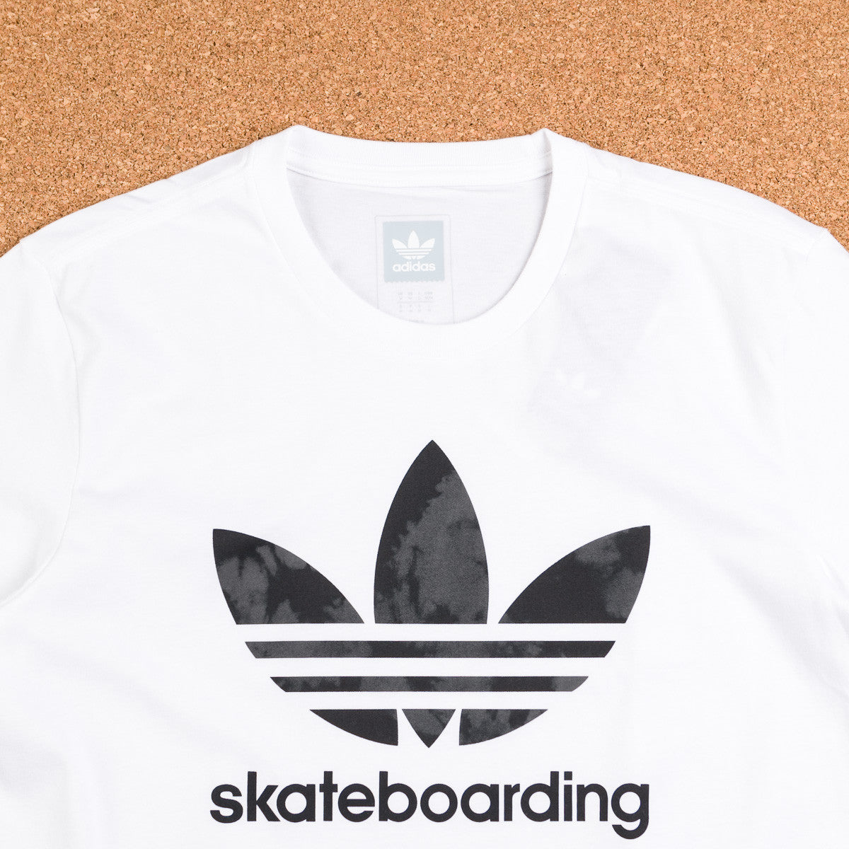 Adidas 3.0 Crystal T-Shirt - White
