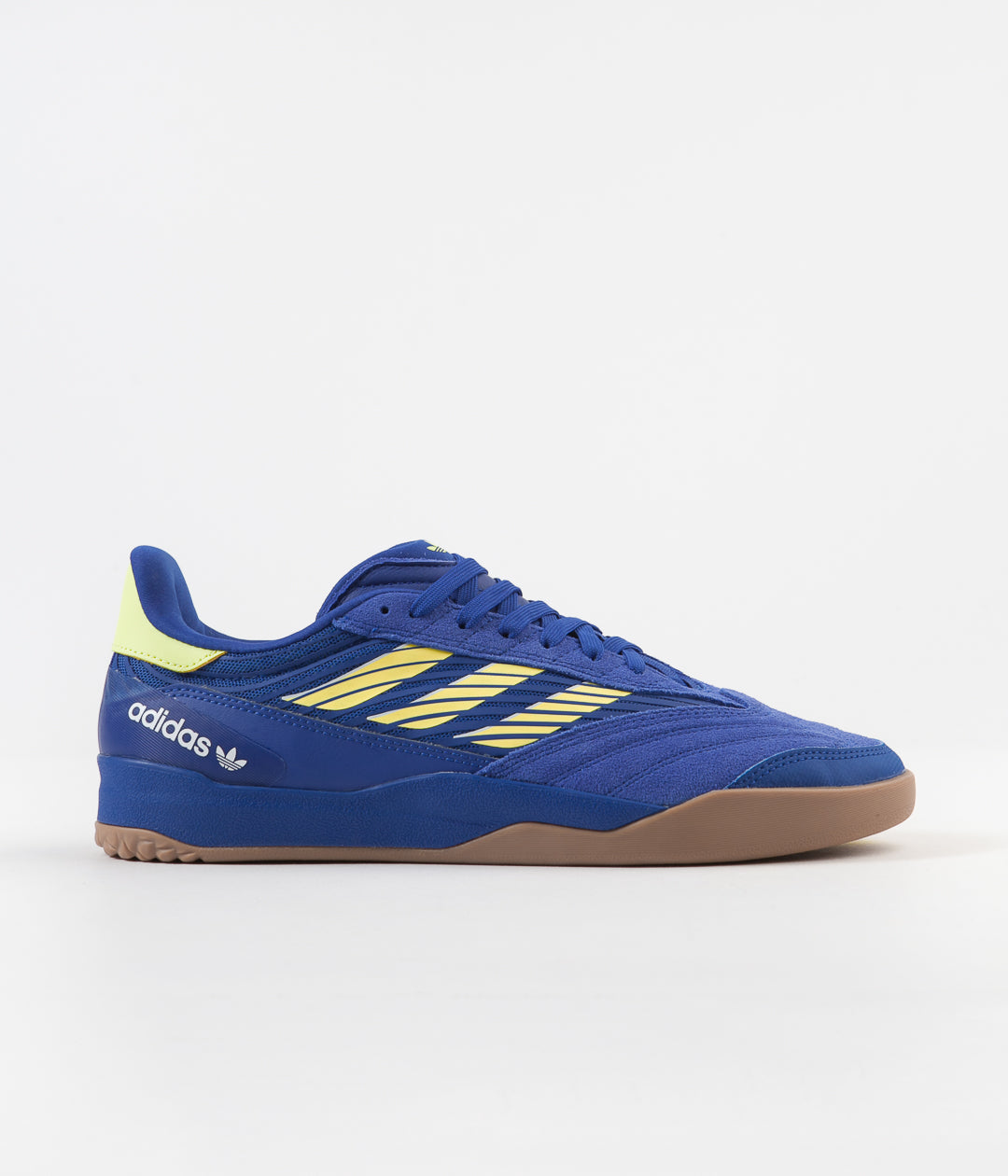 Adidas Copa Nationale Shoes - Team Royal Blue / Yellow Tint / White