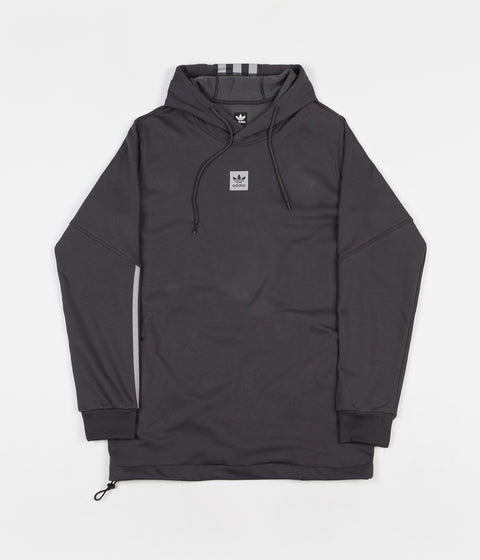 Adidas Cornered Hoodie - Solid Grey / Light Granite