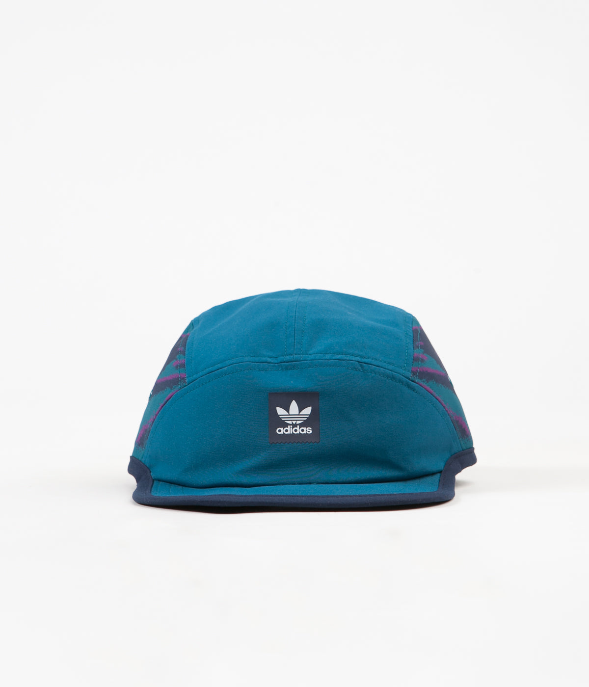 Adidas Court 5 Panel Cap - Real Teal
