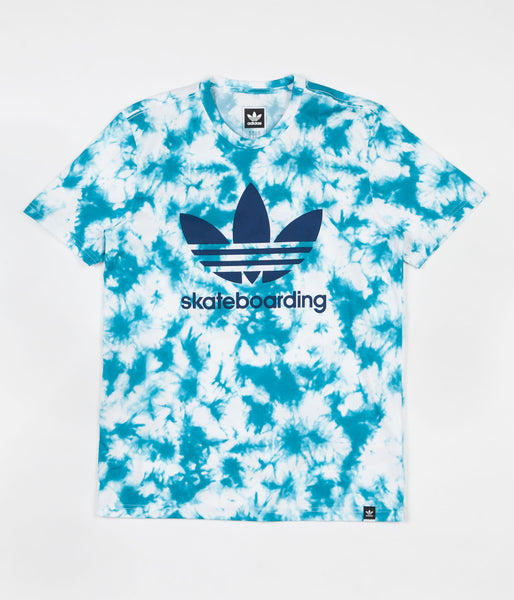 Adidas Crystal 3.0 T-Shirt - Energy Blue / White