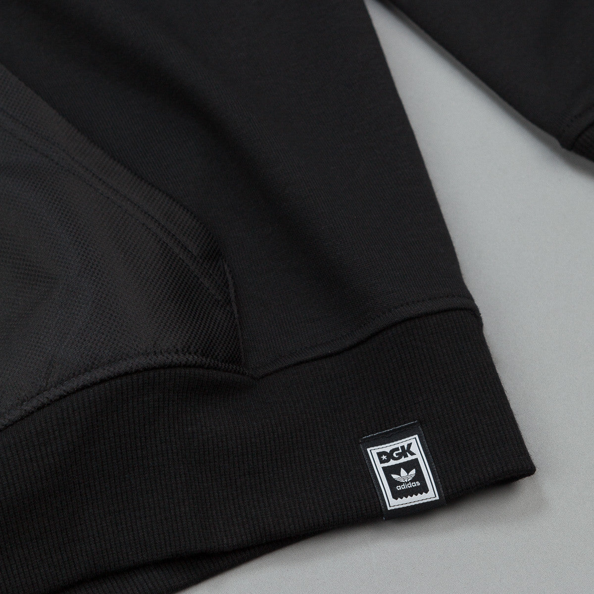 Adidas DGK Hooded Sweatshirt - Black