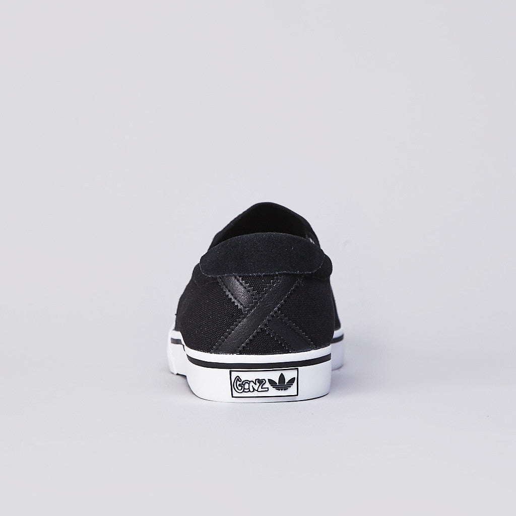 Adidas Gonz Slip Black1 / Running White / Black1