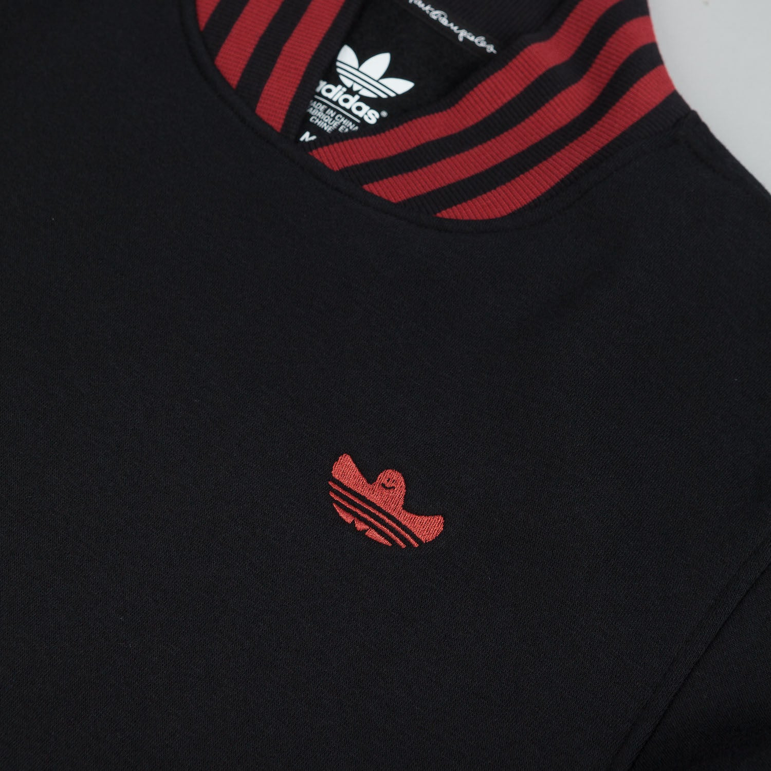 Adidas Gonz Crew Neck Sweatshirt - Black