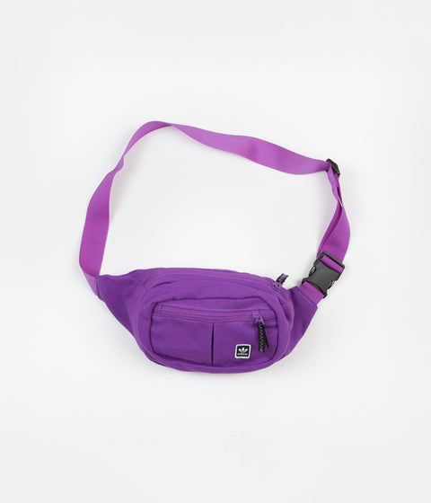 Adidas Hip Bag - Active Purple
