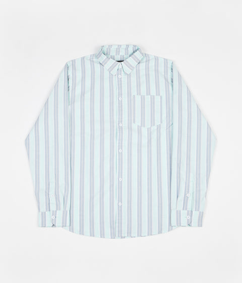Adidas Holgate Shirt - Clear Mint / Raw White / Raw Grey / Easy Yellow