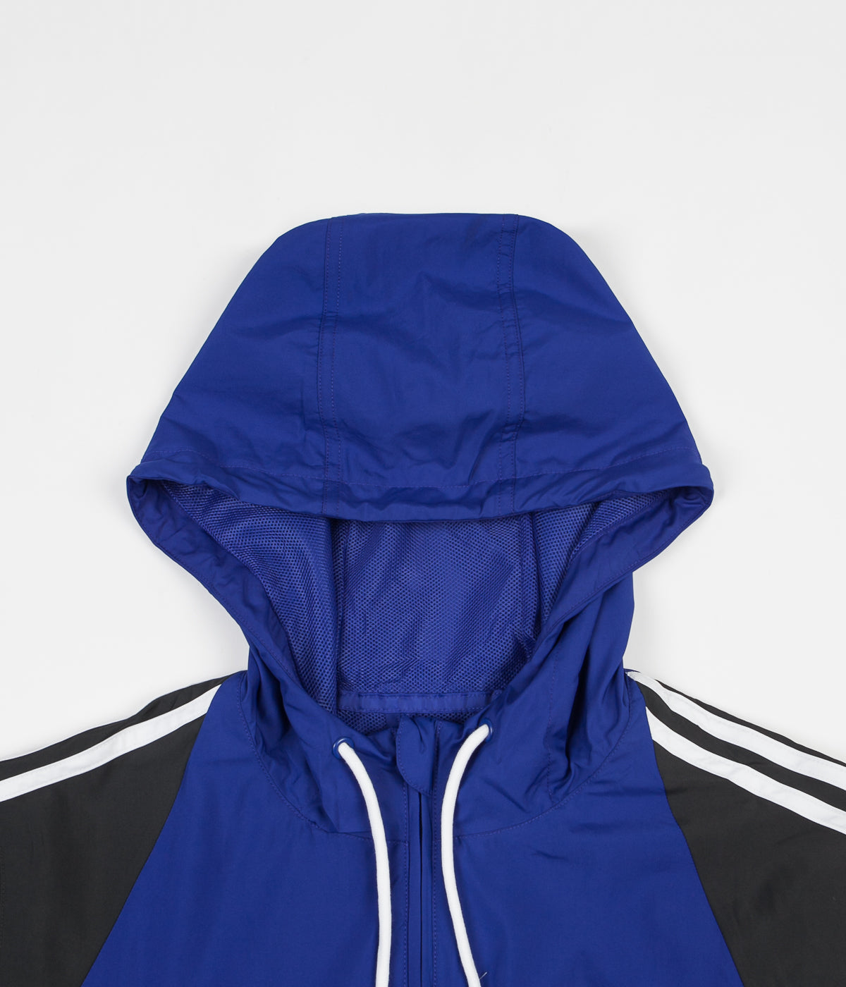 Adidas Insley Jacket - Active Blue / Solid Grey / White