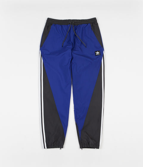 Adidas Insley Trackpants - Active Blue / Solid Grey / White