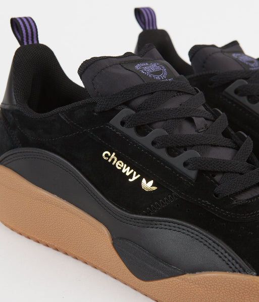 Adidas Liberty Cup 'Chewy' Shoes Core Black Gold Metallic Gum 2